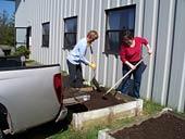 Preparing Soil for a Garden